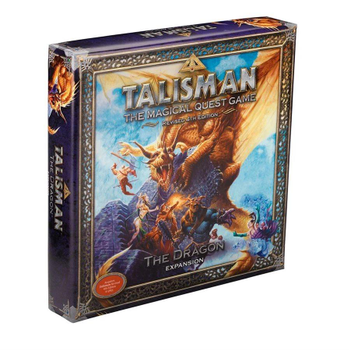 Talisman: Dragon board game