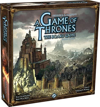 A Game of Thrones: The Board Game Second Edition board game