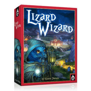Lizard Wizard board game