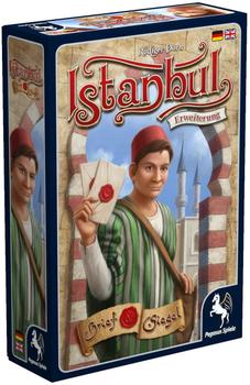 Istanbul: Brief & Siegel board game