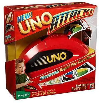UNO Attack! board game