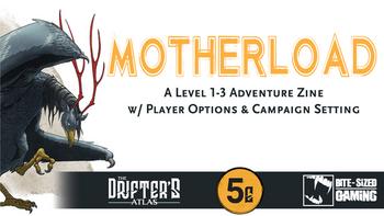 Motherload board game