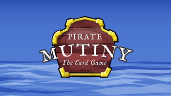 Pirate Mutiny: The Card Game board game