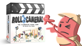 Roll Camera! The Filmmaking Board Game