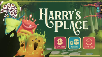 Harry's Place board game