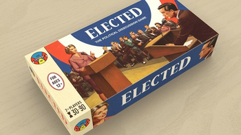 Elected: The Political Discussion Board Game board game