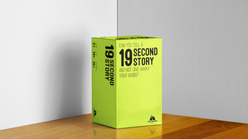 19 Second Story board game