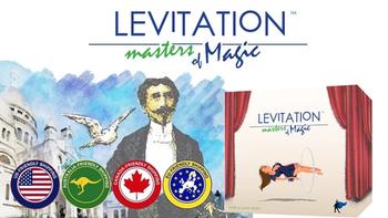 Levitation: Masters of Magic board game