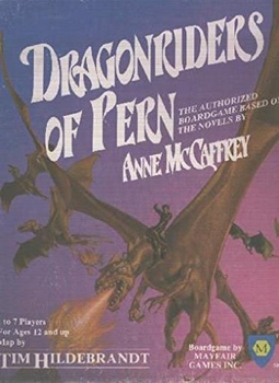 Dragonriders of Pern board game