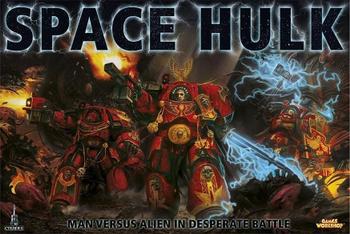 Space Hulk (Third Edition) board game