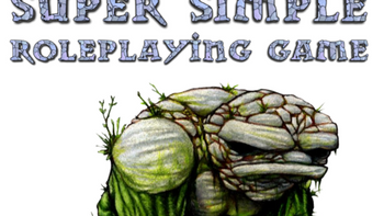 Super Simple Roleplaying Game board game