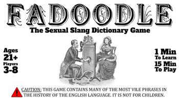 Fadoodle board game