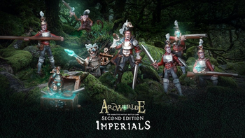 ArcWorlde: Second Edition - The Imperials board game