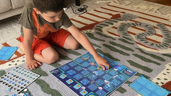 Underwater Missions Board Game board game