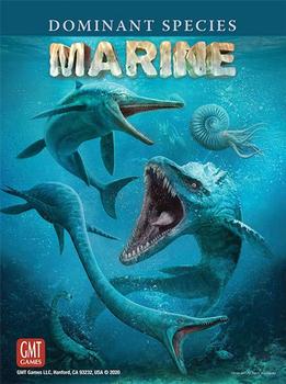 Dominant Species: Marine board game
