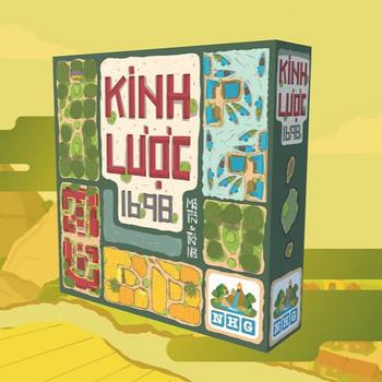 Kinh Lược board game