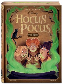 Disney Hocus Pocus: The Game board game