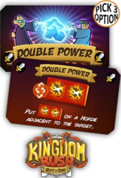 Kingdom Rush: Rift in Time – Man vs Meeple Season 3 Promo board game
