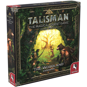 Talisman (Revised 4th Edition): The Woodland board game