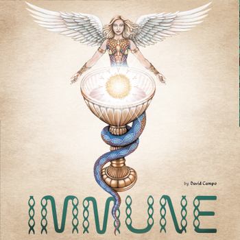 Immune board game