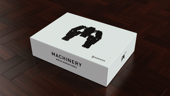 Machinery: Printable STLs Mech Miniatures board game
