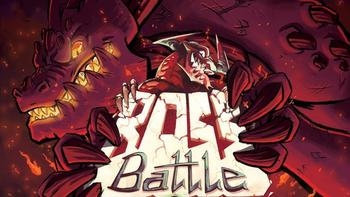 Boss Battle board game