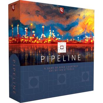 Pipeline board game
