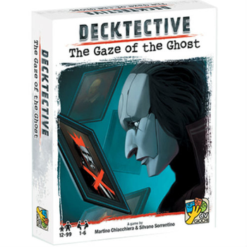 Decktective: The Gaze of the Ghost board game