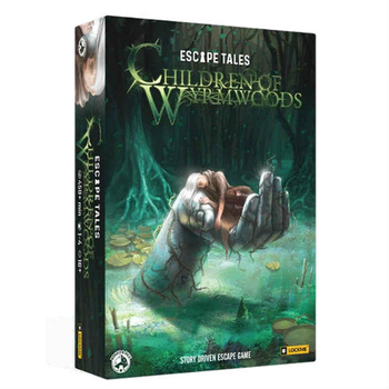 Escape Tales: Children of Wyrmwoods board game