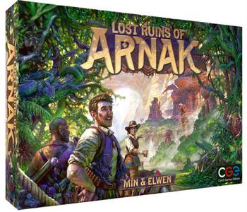 Lost Ruins of Arnak board game