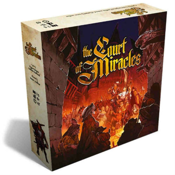 The Court of Miracles board game