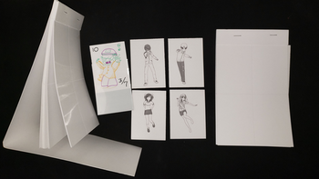 The Designers Notebook board game