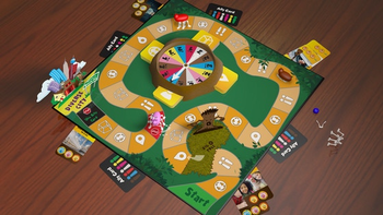 Taller Ants board game