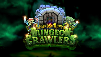 Dungeon Crawlers - Legends of Runya Series 1 to 8 Players board game
