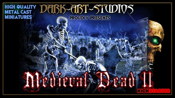 Medieval Dead II board game
