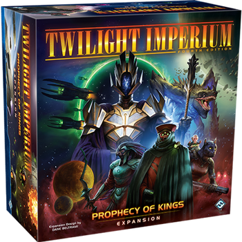 Twilight Imperium: Fourth Edition – Prophecy of Kings board game