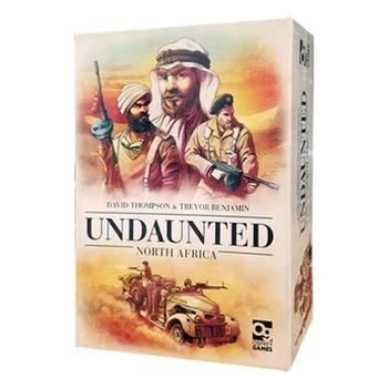 Undaunted: North Africa board game