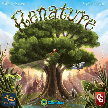Renature board game