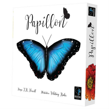 Papillon board game