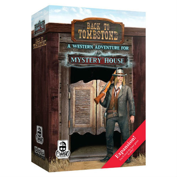 Mystery House: Back to Tombstone Expansion board game