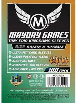 Tiny Epic Kingdoms: Card Sleeves