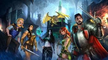 Dragonvault board game
