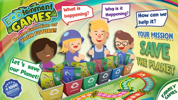 ECOtainment Games board game