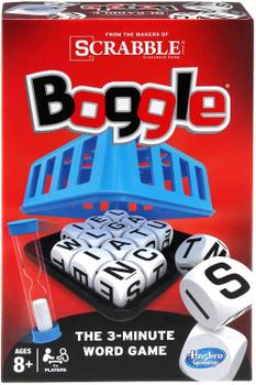 Boggle board game