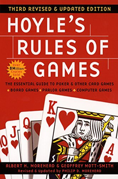 Hoyle's Rules of Games: Third Revised and Updated Edition board game