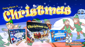 Once Upon A Christmas - Games for Everyone board game