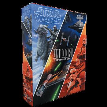 Unlock! Star Wars board game
