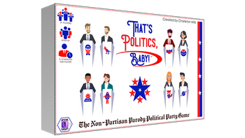 That's Politics, Baby! board game