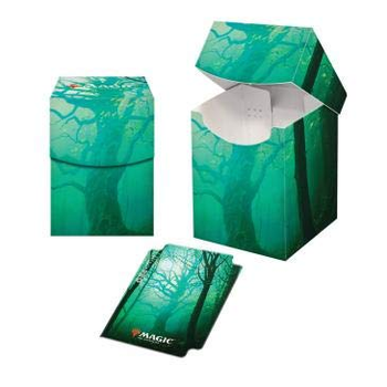 Magic: The Gathering Deck Box - Unstable Forest board game