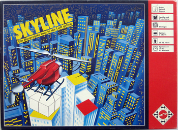 Skyline board game